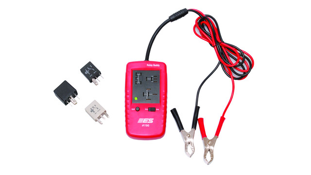 Relay Buddy Automotive Relay Tester, No. 190