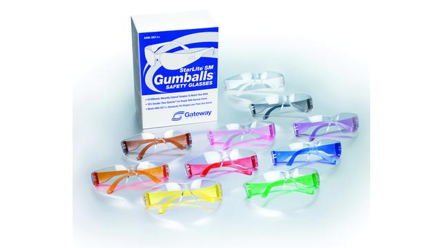 StarLite Gumballs safety eyewear